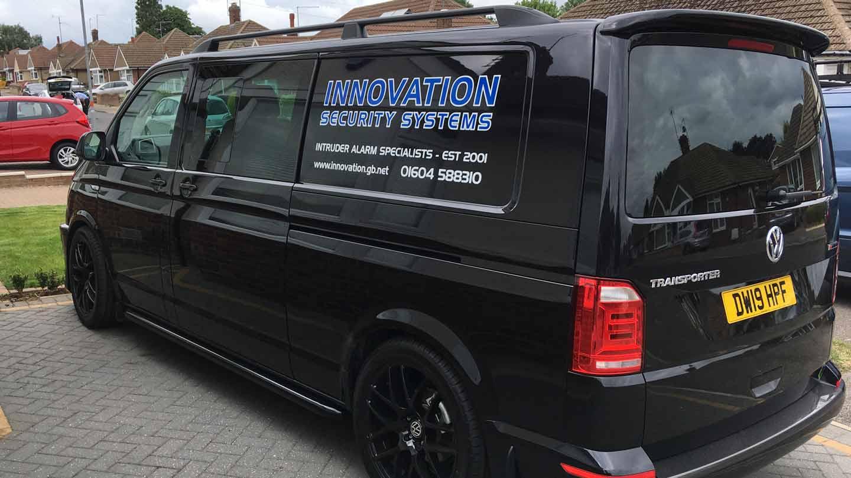 Innovation Security Northampton
